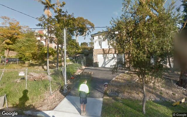 parking on Sutherland Road in Jannali NSW