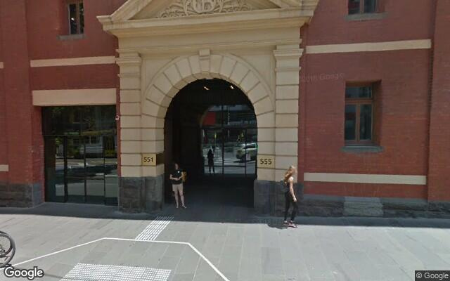parking on Swanston Street in Carlton