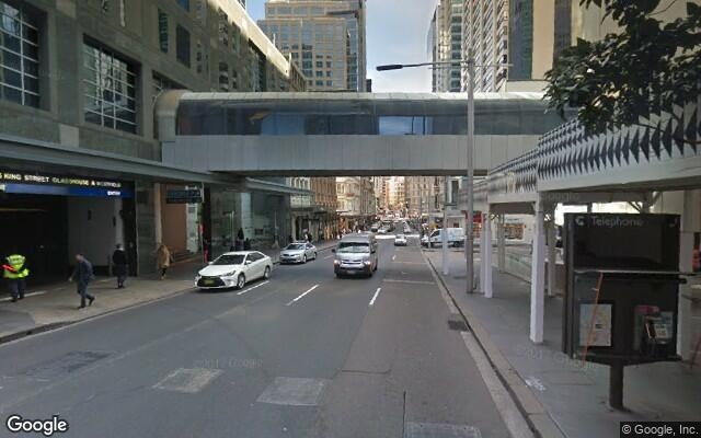 parking on Sydney NSW in Australia