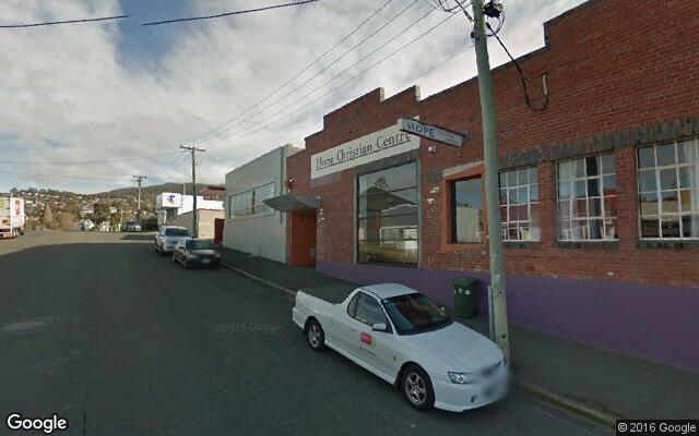 parking on Tasma Street in North Hobart