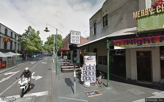 Parking Photo: Therry St  Melbourne VIC 3000  Australia, 33210, 110257