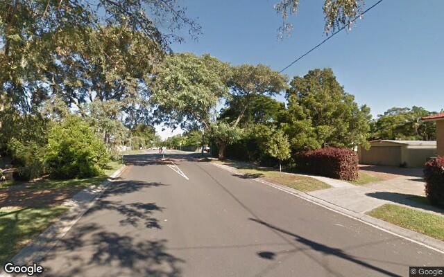 parking on Thorne Road in Thorneside QLD