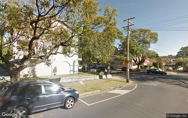 parking on Tranmere St in Drummoyne NSW 2047