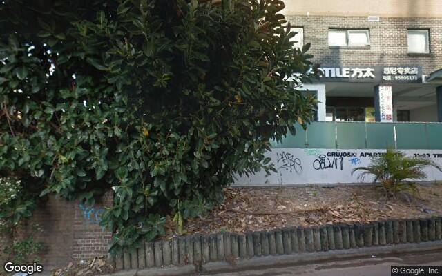 parking on Treacy Street in Hurstville NSW
