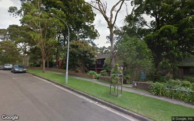 parking on Tuckwell Pl in Macquarie Park NSW 2113
