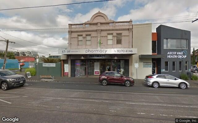 Parking Photo: Union Rd  Ascot Vale VIC 3032  Australia, 28620, 101530