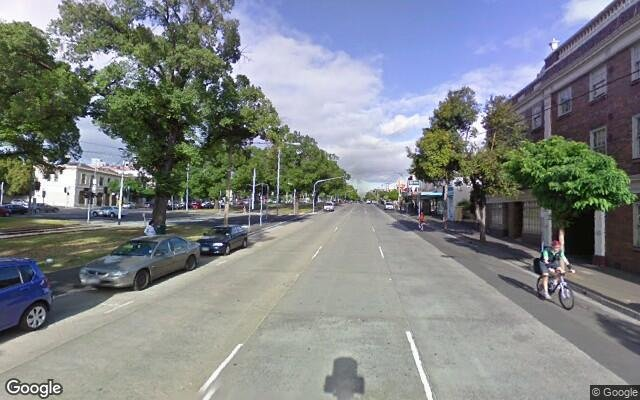 parking on Victoria Parade in Collingwood VIC