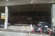 parking on Walker Street in North Sydney NSW