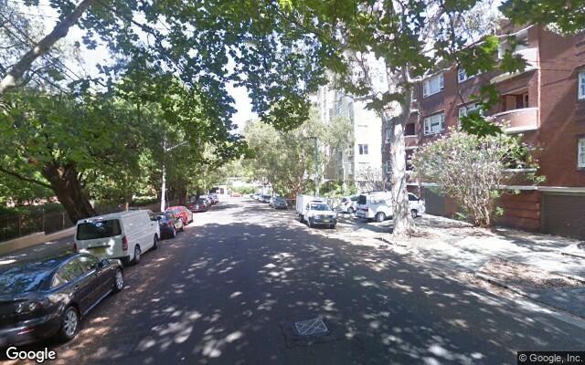 parking on Wellington St in Woollahra NSW