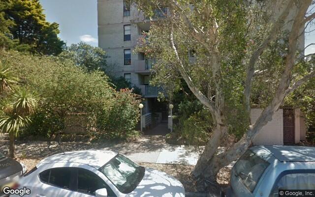 parking on Wellington Street in Bondi NSW