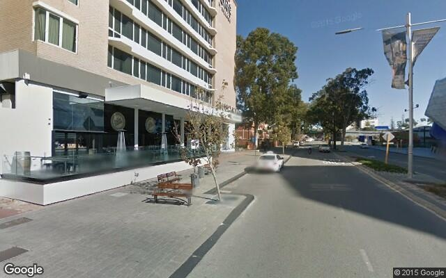 Parking Photo: Wellington Street  Perth  Western Australia  Australia, 6391, 17273