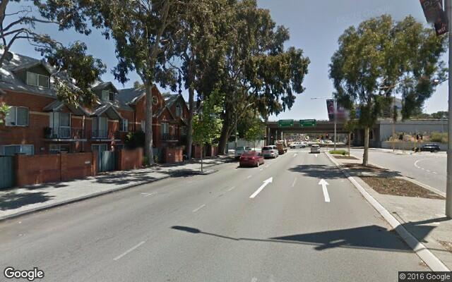 parking on Wellington Street in Perth
