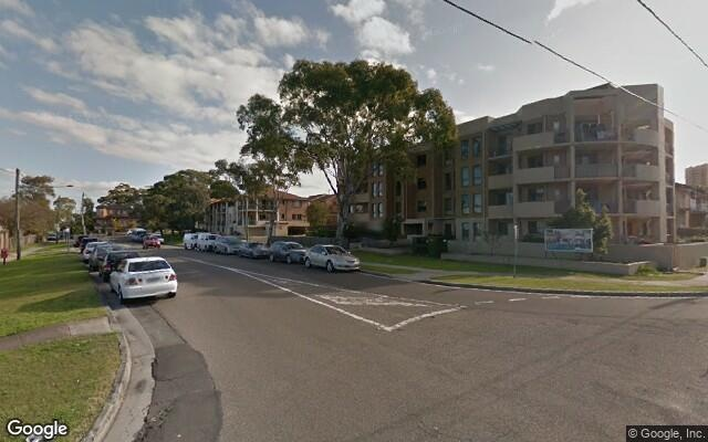 parking on West St in Hurstville NSW 2220