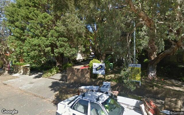 parking on Wharf Road in Gladesville NSW
