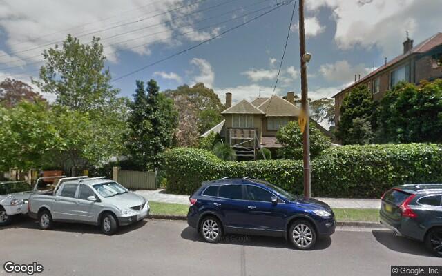 Parking Photo: Gillies Street  Wollstonecraft NSW  Australia, 35368, 122914