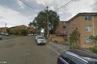 parking on Wolseley St in Drummoyne NSW 2047
