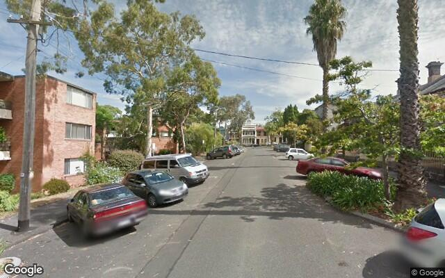 parking on Wood St in North Melbourne VIC