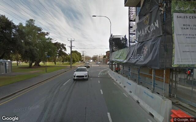 parking on Wright St in Adelaide SA 5000
