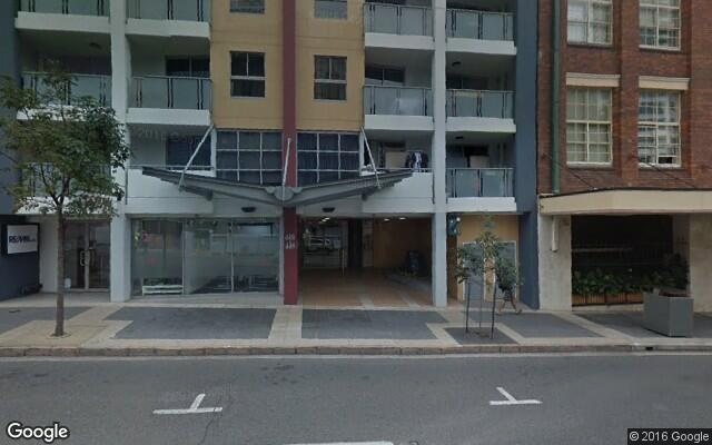 parking on Ann Street in Brisbane City