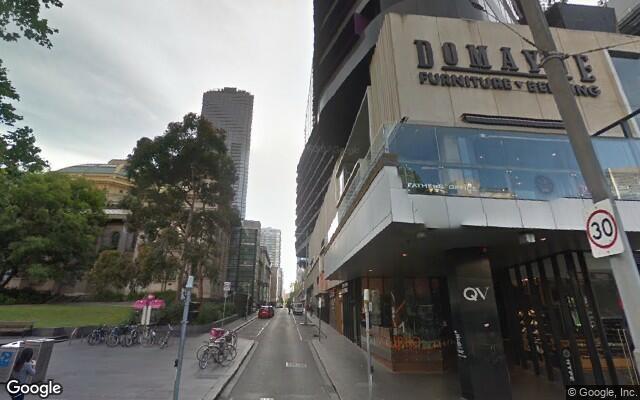 Parking Photo: Swanston Street  Melbourne  Victoria  Australia, 23289, 80687