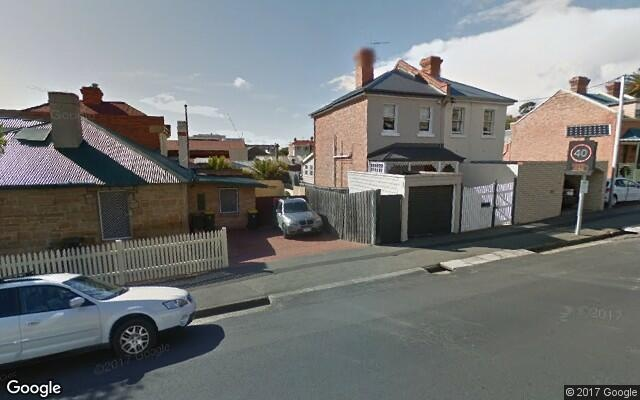 Parking Photo: Harrington Street  Hobart  Tasmania  Australia, 16699, 57086