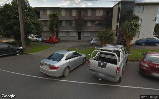 parking on Gardner Street in Richmond