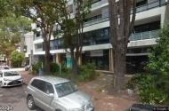 parking on Bertram Street in Chatswood NSW