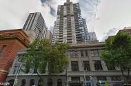 parking on Bourke Street in Melbourne Victoria