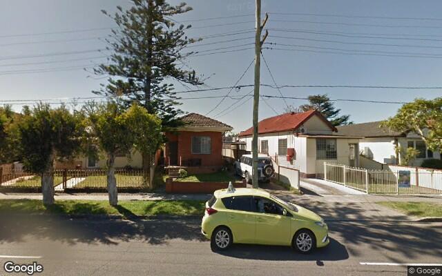 parking on Rawson Street in Auburn New South Wales