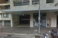 parking on Newland St in Bondi Junction NSW 2022