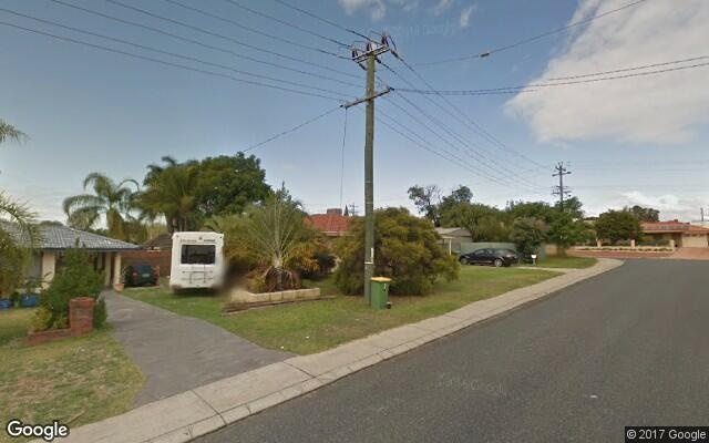Parking Photo: Marshall Road  High Wycombe  Western Australia  Australia, 17973, 61292