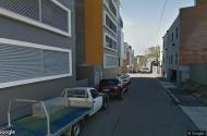 parking on Larkin St in Camperdown
