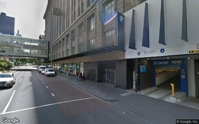 Parking Photo: Elizabeth Street  Melbourne VIC  Australia, 39134, 134896