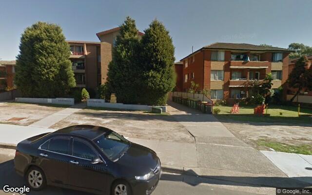 parking on Station Street West in Parramatta NSW