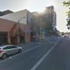 Lock up garage parking on James Street in Northbridge