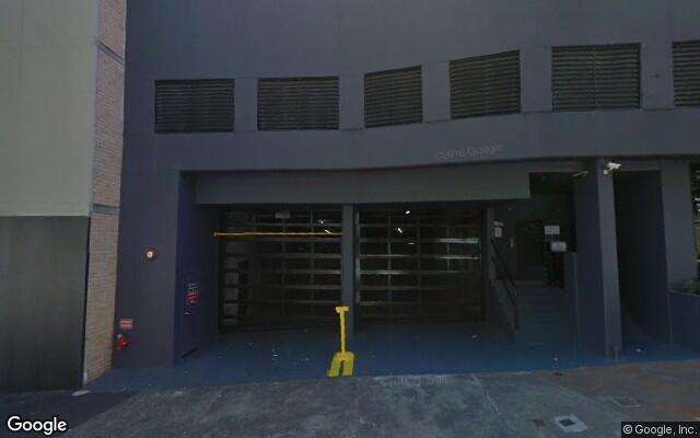 parking on Goulburn Street in Darlinghurst