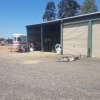 Shed parking on Bowtells Rd in Gowrie Little Plain QLD 4352
