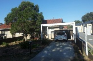 parking on Ticehurst Way in Balga WA 6061