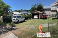 parking on Heussler Terrace in Milton QLD 4064