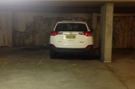 parking on Bondi Junction NSW 2022 in Australia