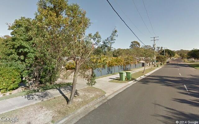 Redruth Road parking Alexandra Hills - 2