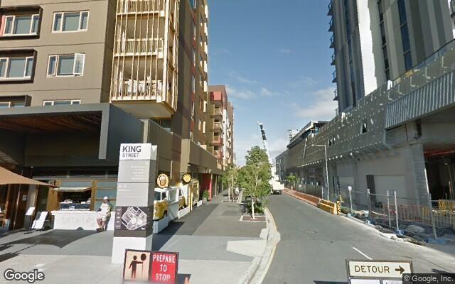 parking on Machinery Street in Bowen Hills QLD