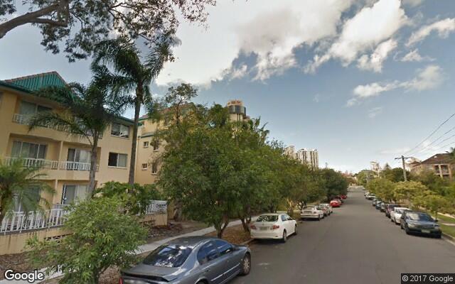 parking on Monaco Street in Surfers Paradise
