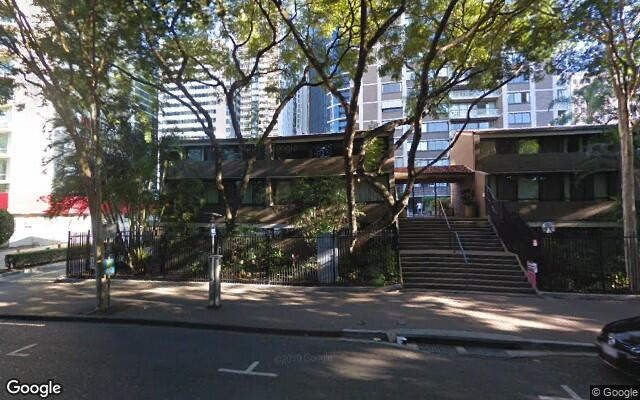 parking on Alice Street in Brisbane City