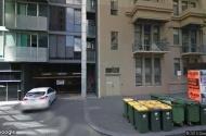 parking on Wills Street in Melbourne