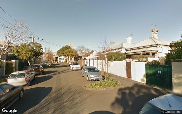 parking on Cunningham Street in South Yarra