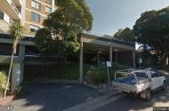 parking on Bellevue Road in Bellevue Hill NSW