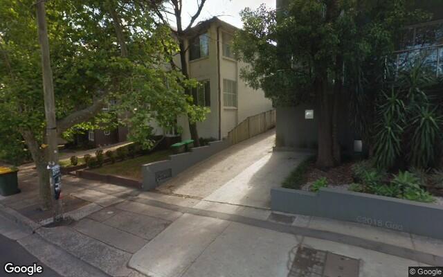 parking on Alison Road in Randwick NSW