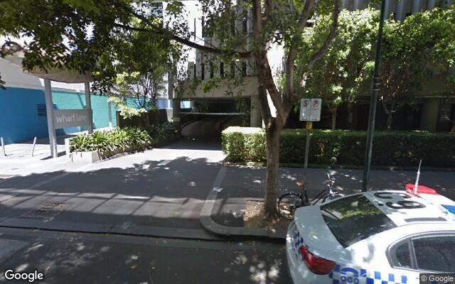 parking on Siddeley Street in Docklands VIC