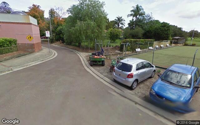 parking on Suwarrow Street in Fairlight
